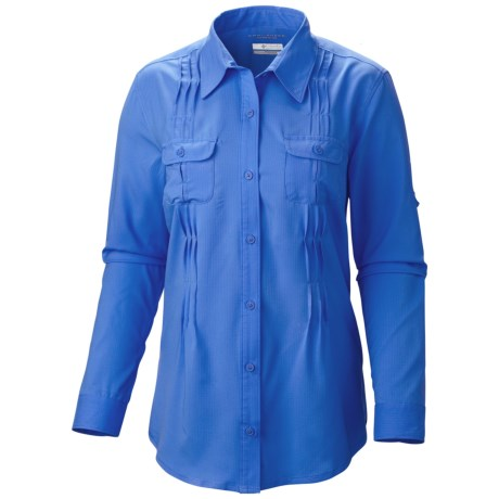 Columbia Sportswear Sun Goddess II Omni-Wick® Shirt - UPF 40, Long Sleeve (For Women)