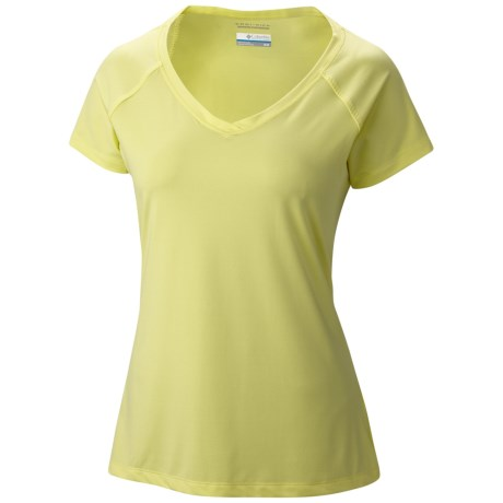 Columbia Sportswear Saturday Trail Omni-Shade® Shirt - UPF 50, Short Sleeve (For Women)