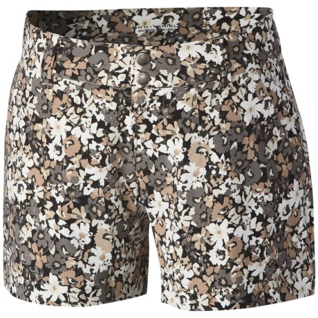 Columbia Sportswear Saturday Trail Printed Shorts - UPF 50 (For Women)