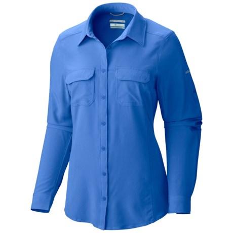 Columbia Sportswear Saturday Trail III Omni-Wick® Shirt - UPF 40, Long Sleeve (For Women)