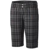 Columbia Sportswear Saturday Trail II Plaid Shorts - UPF 15 (For Women)