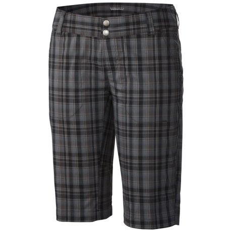 Columbia Sportswear Saturday Trail II Plaid Shorts - UPF 15 (For Women)