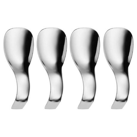 WMF Vela Appetizer Spoons - Set of 4