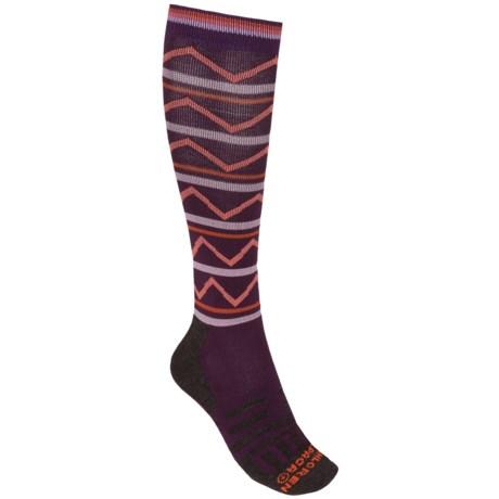Dahlgren Multisport Compression Socks - Merino Wool-Alpaca, Over the Calf (For Men and Women)