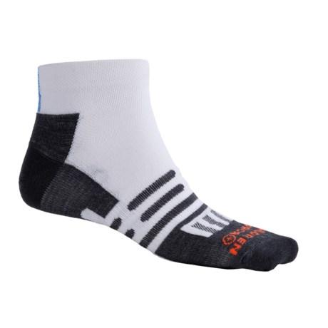 Dahlgren Ultralight Socks - Merino Wool-Alpaca, Below the Ankle (For Men and Women)
