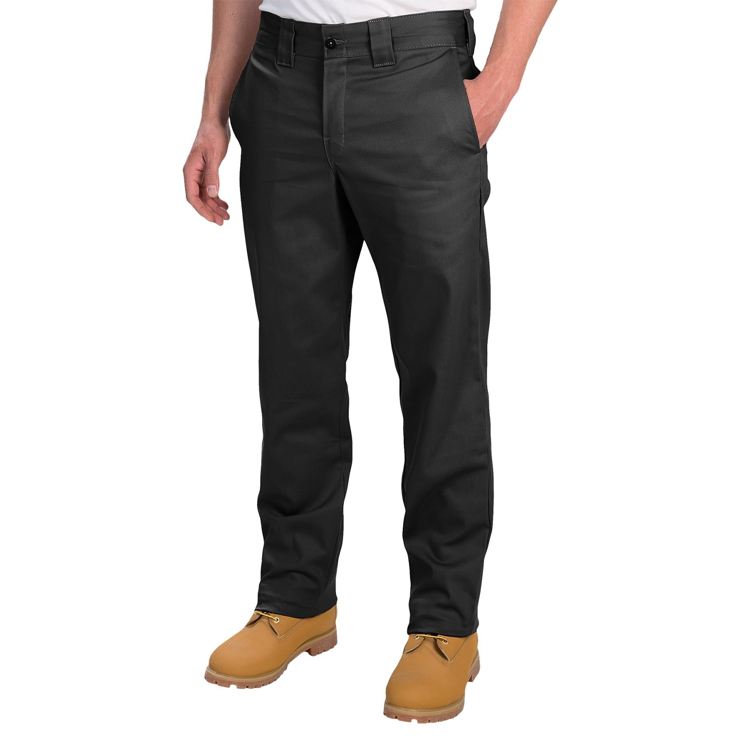 Cheap work pants - Review of Dickies Work Pants - Tapered Leg (For