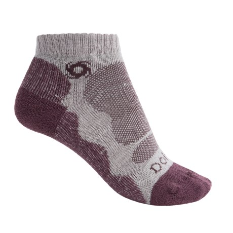 Bridgedale Doite CoolMax® Lo Socks - Below the Ankle (For Women)