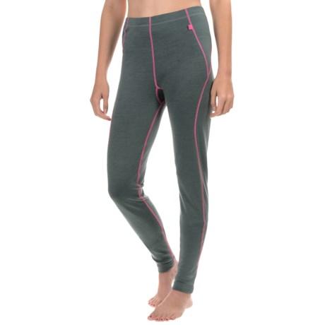 Helly Hansen Warm Base Layer Bottoms - Merino Wool (For Women)