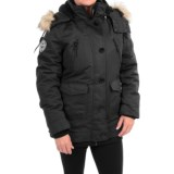 Noize Borge 15 Insulated Parka - Faux-Fur Hood (For Women)