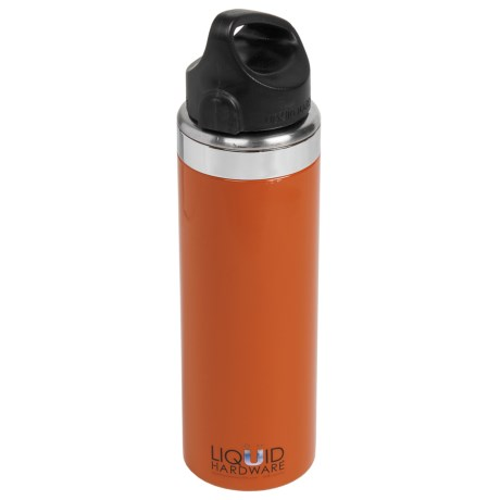 Liquid Hardware Outrigger Water Bottle - BPA-Free, Stainless Steel, 27 fl.oz.