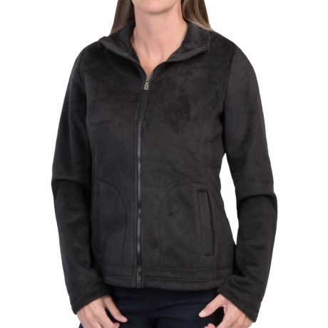 Weatherproof Bonded Pile Fleece Jacket (For Women)