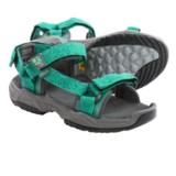 Jack Wolfskin Coastal Pass Sport Sandals (For Women)