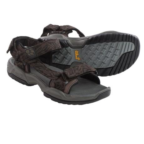 Jack Wolfskin Coastal Pass Sport Sandals (For Men)