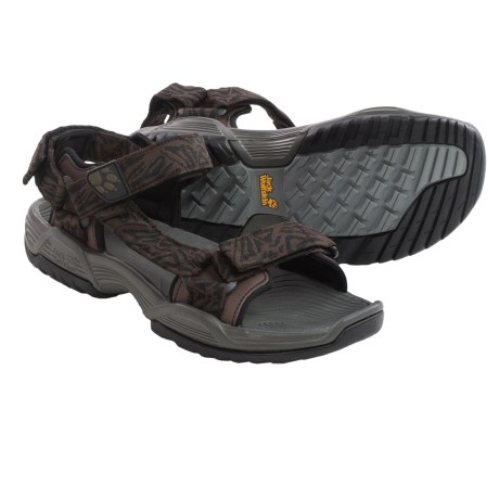 Jack Wolfskin Coastal Pass Sport Sandals (For Men)