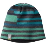 SmartWool Wintersport Reversible Beanie - Merino Wool (For Little and Big Kids)