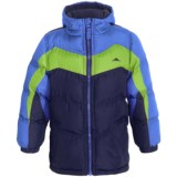 Pacific Trail Nordic Puffer Jacket - Fleece Lined, Insulated (For Toddlers)