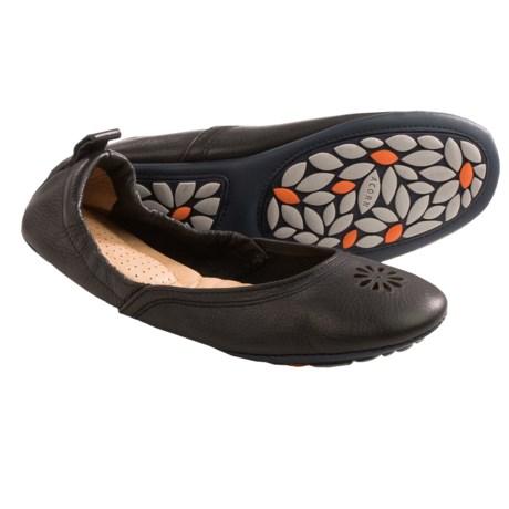 Acorn Via Ballet Flats - Leather (For Women)