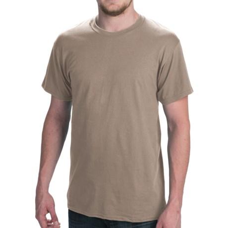 Hanes Comfort Cool Moisture-Wicking T-Shirt - Crew Neck, Short Sleeve (For Men and Women)
