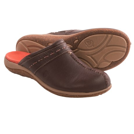 Acorn C2G Lite Artisan Clogs - Leather (For Women)