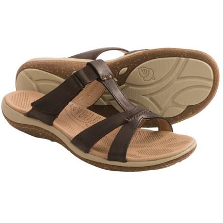 Acorn C2G Lite T-Strap Sandals - Leather (For Women)