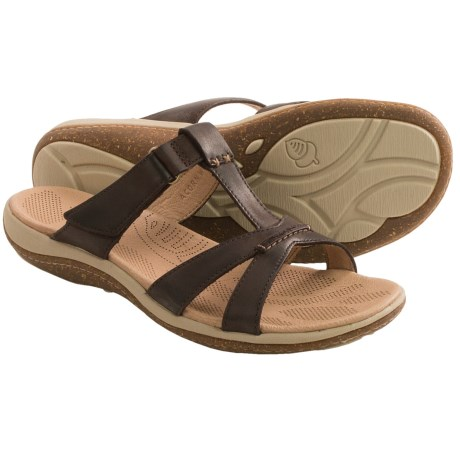 Acorn C2G Lite T-Strap Sandals - Leather (For Women)