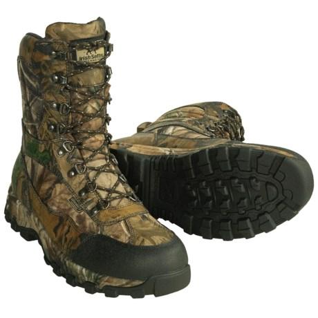 Irish Setter Camo Boots - Waterproof Insulated (For Men)