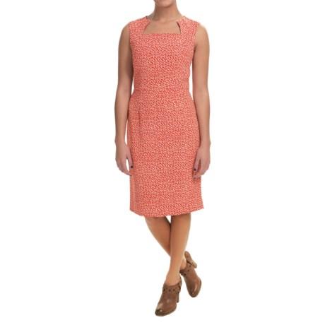 Pendleton Sheila Geo Print Sheath Dress - Sleeveless (For Women)