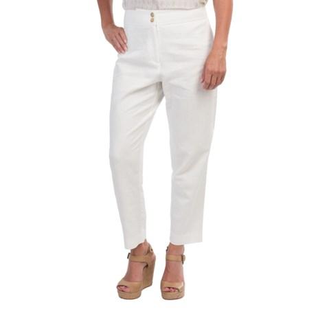 Pendleton Tradewind Linen-Rayon Capris (For Women)