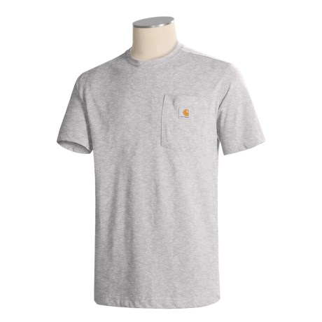 Carhartt Work-Dry® T-Shirt - Short Sleeve  (For Men)