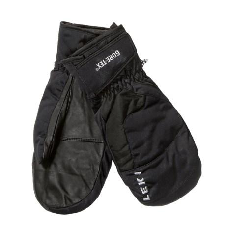 LEKI HS Active EX Gore-Tex® Ski Mittens - Waterproof, Insulated (For Men and Women)