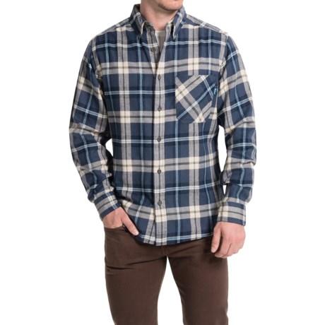 Woolrich Flannel Shirt - Long Sleeve (For Men)
