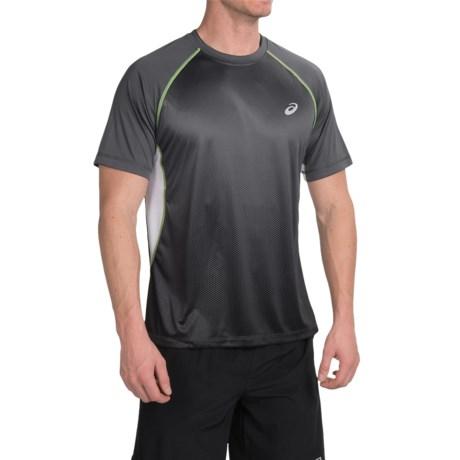 ASICS High-Performance Run Shirt - Short Sleeve (For Men)