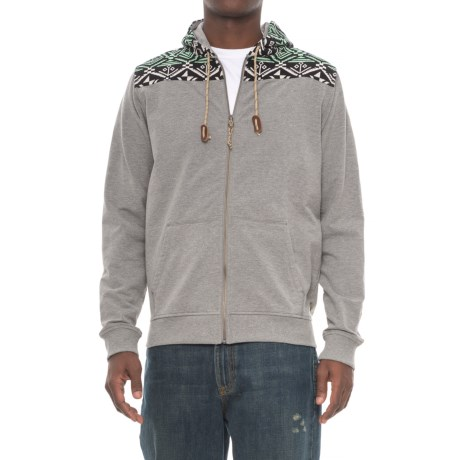Howler Brothers Shaman Hoodie - Full Zip (For Men)