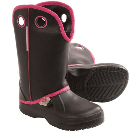Ugly Kracomukers Multicolor Rain Boots - Waterproof (For Big Girls)