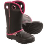 Ugly Kracomukers Multicolor Rain Boots - Waterproof (For Little Girls)