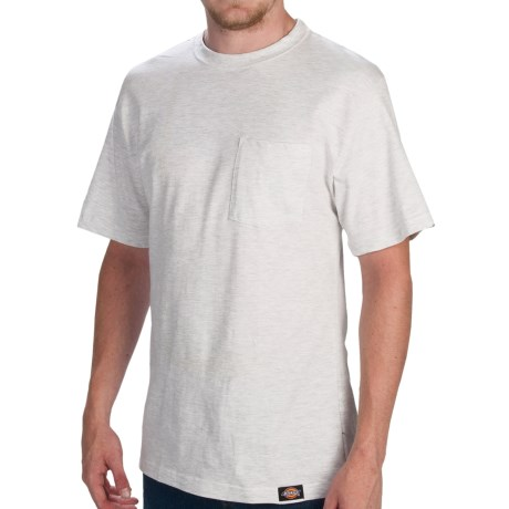Dickies Pocket T-Shirt - Cotton, Short Sleeve (For Men)