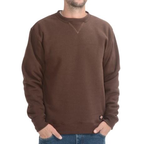 Dickies Midweight Fleece Sweatshirt - Crew Neck (For Men)