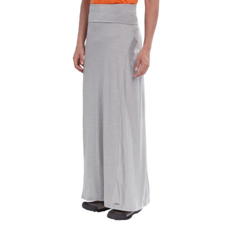 Avalanche Space-Dye Maxi Skirt (For Women)