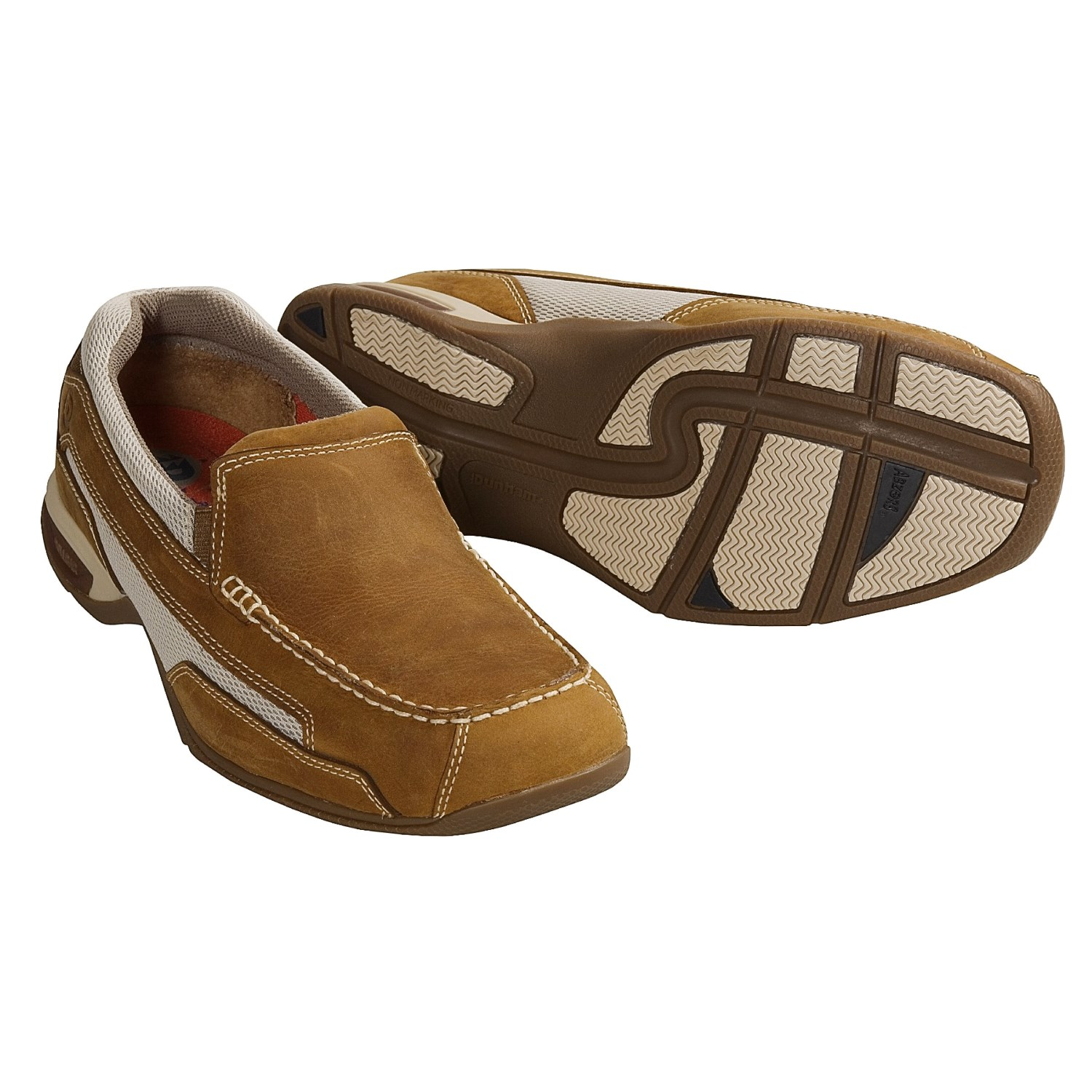dunham slip on boat shoes for 95272 save 55