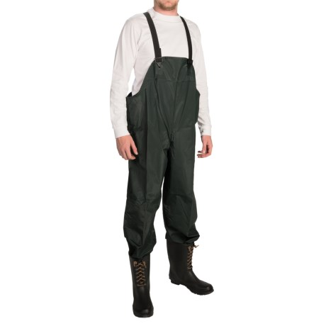 Mariner Rain Bib Overalls - Waterproof (For Men)