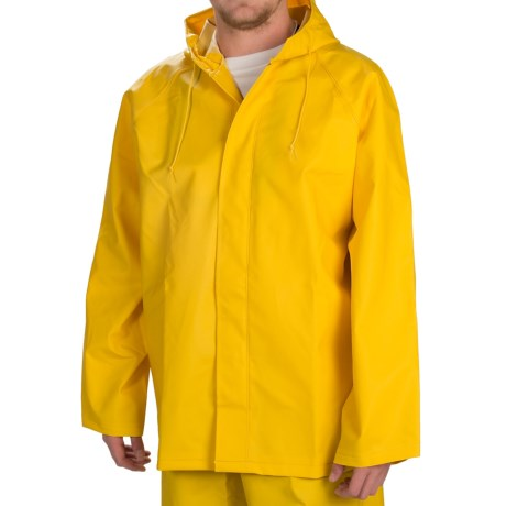 Specially made Hooded Rain Jacket - Waterproof (For Men)