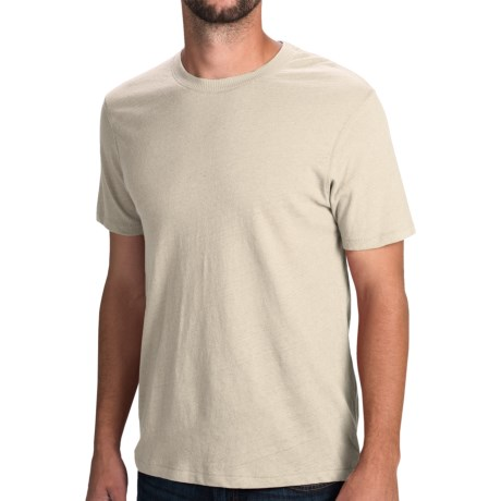 Specially made Vintage Cotton T-Shirt - Short Sleeve (For Men)