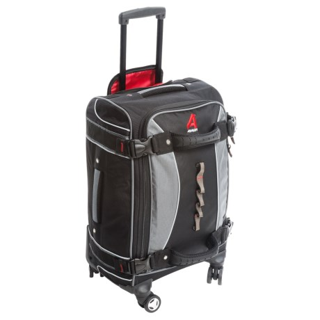 """Athalon 21"""" Carry-On Bag - Spinner Wheels"""