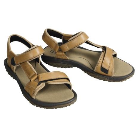 Teva Pretty Rugged Leather 2 Sandals -- Microban® (For Women)