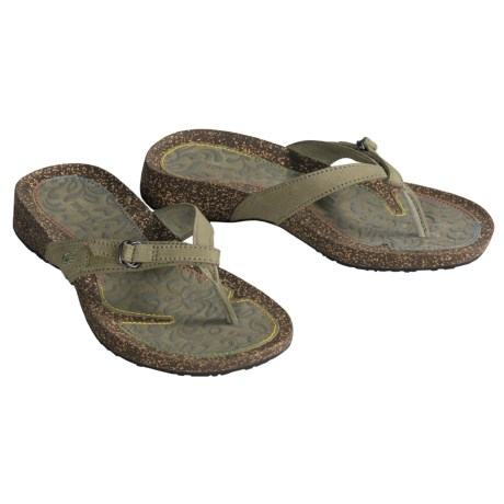 Teva Ventura Thong Sandals (For Women)
