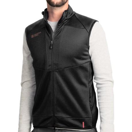 Mountain Force Cortis Heavy Vest - Full Zip (For Men)