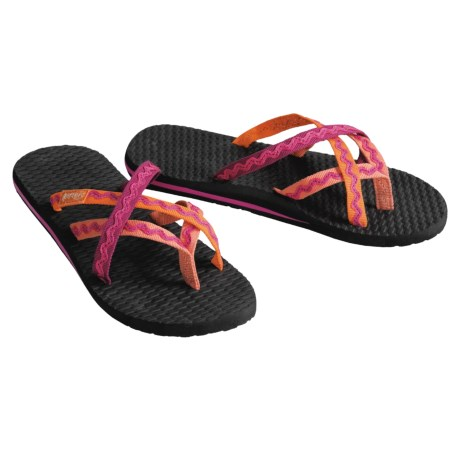 Rafters Antigua Riprap Sandals (For Women)