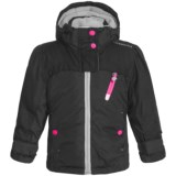 Big Chill System Ski Jacket - 3-in-1, Insulated (For Big Girls)