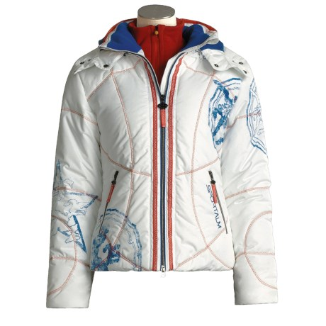 Sportalm Ski Jacket - Insulated (For Women)
