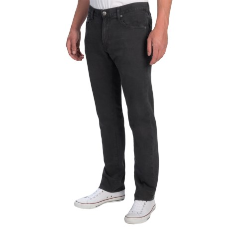 Agave Denim Rocker Cavalry Twill Pants - Classic Fit, Tapered Leg (For Men)